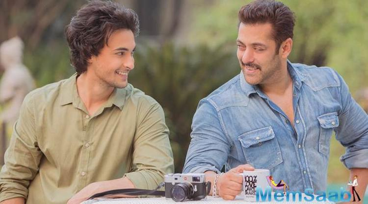 Salman Khan may have announced Loveratri only last October, but the superstar had been training Aayush Sharma to become an actor over the last four years.