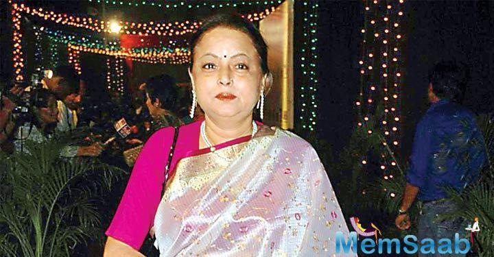 Veteran actress Rita Bhaduri, 65, who has been a part of the Indian entertainment industry for over three decades, passed away Tuesday morning. The funeral rites will be held today.