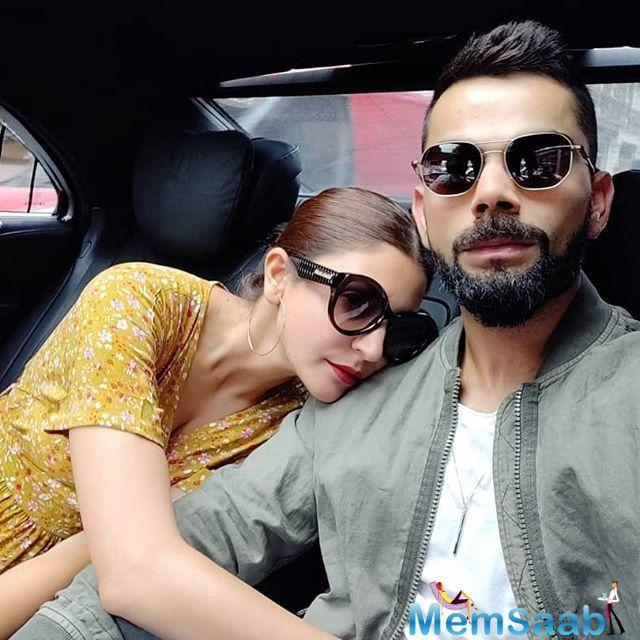 Virat Kohli and Anushka Sharma are doing a fab job of teaching everyone how to mix business with pleasure. It only makes sense.