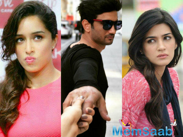 According to a leading daily, Kriti has already expressed her displeasure to Sushant on the same.