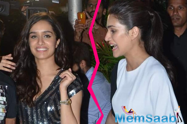 Sushant and Kriti were earlier going to be cast for 'Half Girlfriend', but they picked 'Raabta' over that movie. Eventually the Mohit Suri directorial landed with Shraddha and Arjun Kapoor.