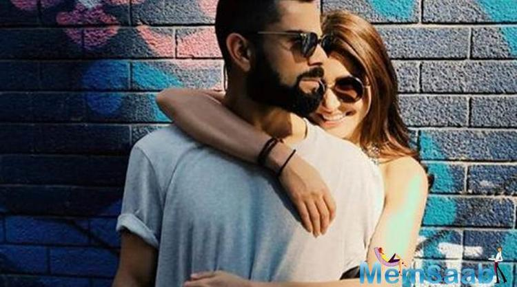 Addressed as Virushka by their fans, the beautiful couple has never shied away from public display of affection.