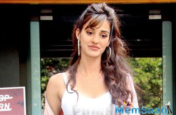 The actress is hoping to make a full recovery before beginning the shoot. Disha as Trapeze artist will be seen performing some daredevil stunts, which include sequences with fire.