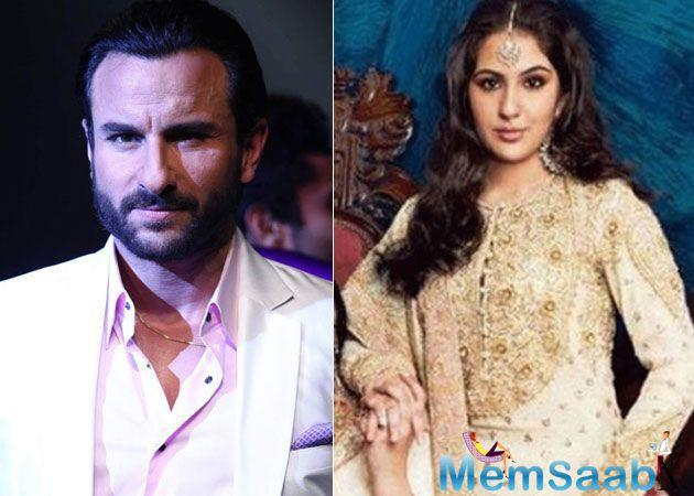 Saif is basking in the success of his Netflix series, Sacred Games. The actor plays the role of a cop, Sartaj Singh, racing against time and the underworld, to save Mumbai. The series has been loved by the critics and audience alike.
