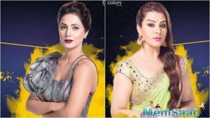 Finally, Shilpa has reacted on Hina bagging the role of Komolika.