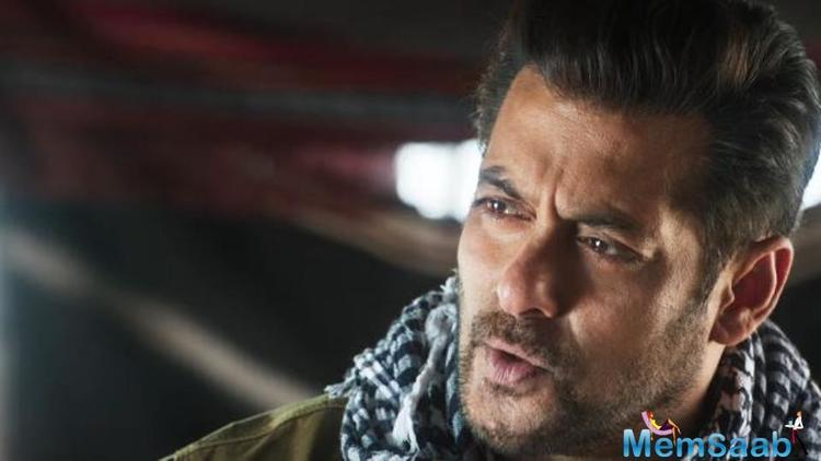 """The producer is all praise for Salman's work ethic. """"Salman returned money to the distributors of his film Tubelight. He is a generous filmmaker. We will work out a strategy that ensures everyone profits equally,"""" he says."""