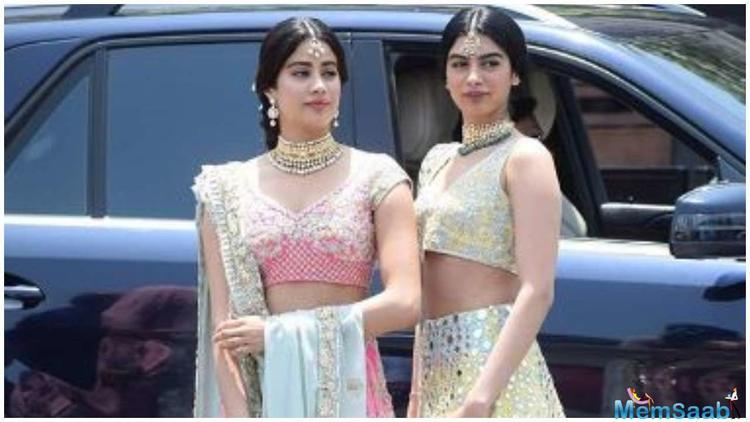 Now that Janhvi Kapoor has made her mark in Bollywood with her first release Dhadak, all eyes are on her sister Khushi Kapoor.