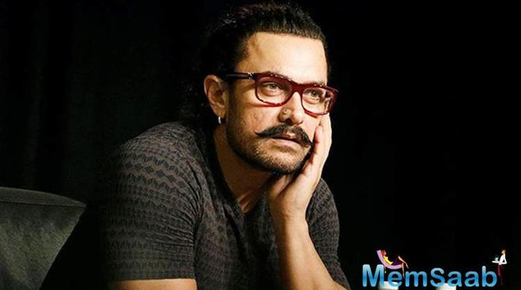 Aamir is currently gearing up for his upcoming movie 'Thugs Of Hindostan', which also stars Amitabh Bachchan and Katrina Kaif.