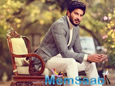 Dulquer reveals that growing up as the son of a superstar was a burden rather than a blessing.
