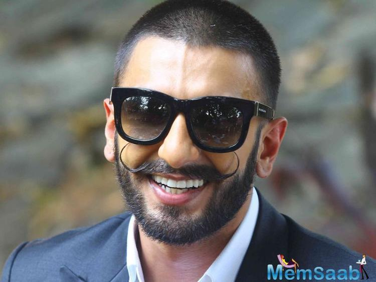 This will be the first time that Ranveer Singh will try his hand at a mass comedy. He says it is his home territory as he is a big fan of actor Govinda.