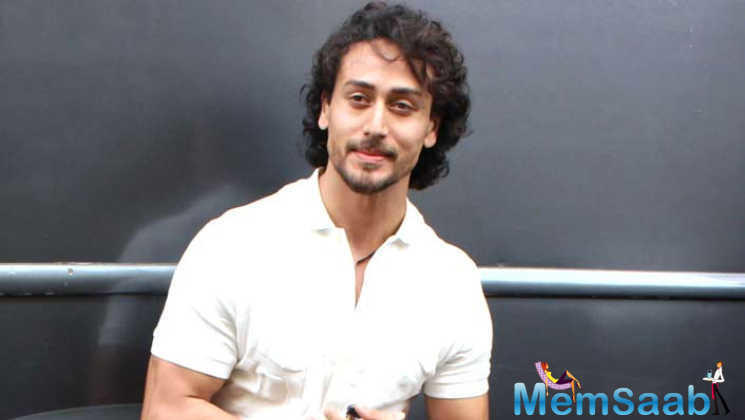 One of the best dancers in the industry, Tiger Shroff has expressed his gratitude towards his dance Guru through a social media post marking the occasion of Guru Poornima.