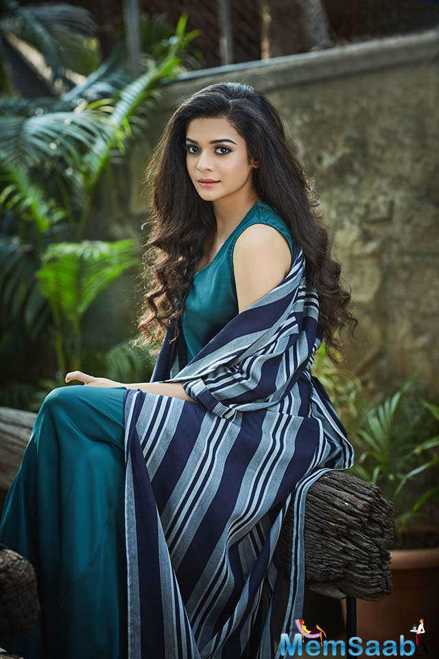 """The actress' next project Karwaan is her second tryst with Bollywood. """"I went through the usual process of auditions and waiting, etc. It's not like somebody gave me the script and said 'what do you think',"""" says the young star."""