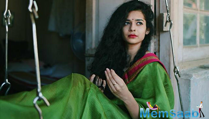 Mithila is currently enjoying the best phase of her career — with the third season of Girl in the City streaming,