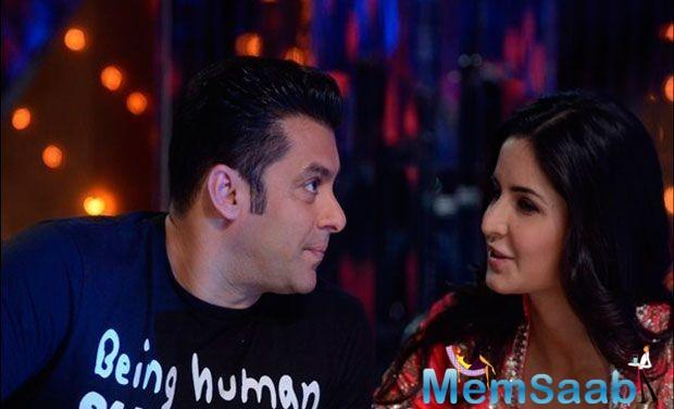 The film that went on floors earlier this month has already begun the first schedule including a grand circus sequence featuring Salman and Disha. Katrina will be joining the shoot in the upcoming schedules beginning in September.