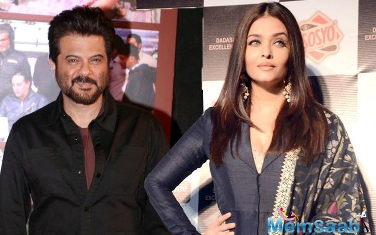 When asked Rakesyh Omprakash Mehra about this he said, Anil and Aishwarya were our natural choices to play the part of Fanney Khan and Baby Singh.