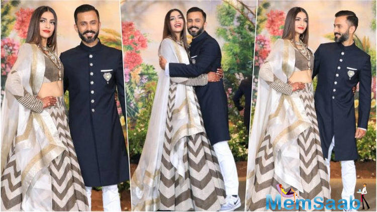 Did that ring a bell in your mind? Anand had famously made headlines and even got trolled for wearing sneakers over his bandhgala at their wedding reception.