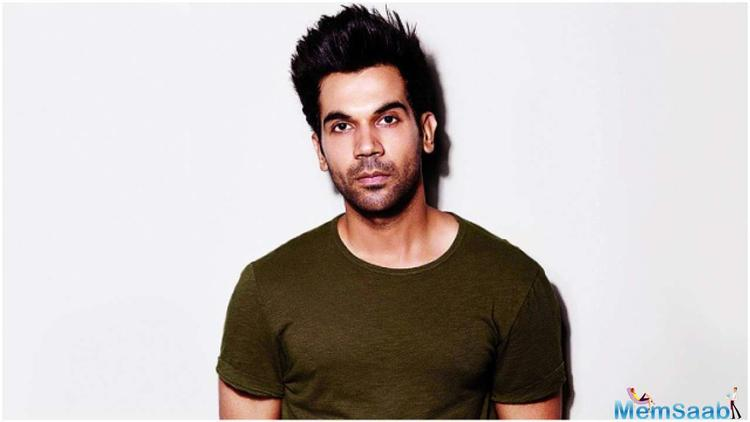 Rajkumar Rao seems to be on a roll with a number of projects lined up for release.