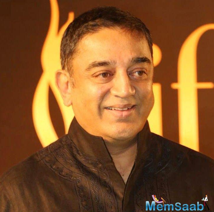 Though Kamal Haasan has made his mark in Bollywood by being a part of some iconic films like Chachi 420, Sadma, and Saagar, he's largely stayed away from the Hindi film industry and chosen to focus on south Indian films.