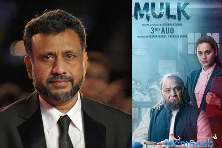Mulk features Taapsee, Rishi, Rajat, Ashutosh Rana, Neena Gupta, Prateik Babbar, Manoj Pahwa and Prachee Shah Pandya in lead roles. Produced by Anubhav Sinha and Deepak Mukut, the film is slated for release on August 3.