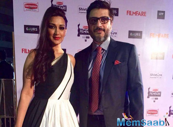 Filmmaker Goldie Behl has shared a health update about his about wife and actress Sonali Bendre.