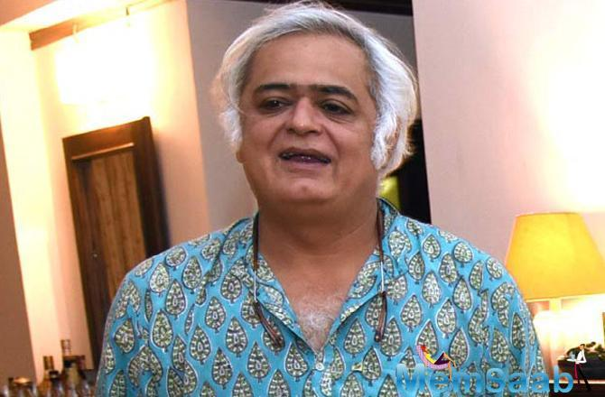 National Award-winning filmmaker Hansal Mehta enjoys the