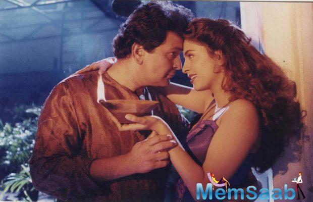 From Bol Radha Bol to Eena Meena Deeka and later Daraar, Rishi Kapoor's flamboyance and Juhi Chawla's smile served up laughter and romance on the screen.