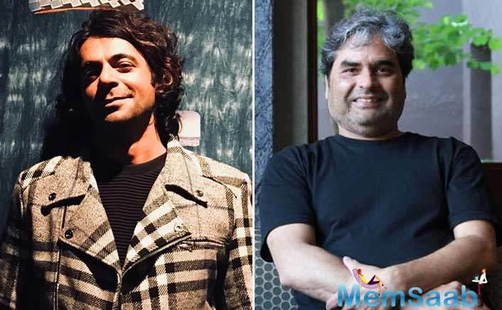 "Comedian-actor Sunil Grover says he is honoured and feels lucky to have the opportunity to work with National Award-winning filmmaker Vishal Bhardwaj in the upcoming film ""Chhuriyaan""."