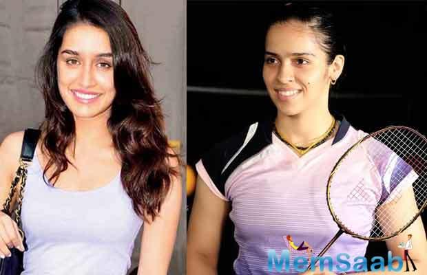 When the Shraddha Kapoor starrer film Saina did not go on the floors as planned, a racket was raised.