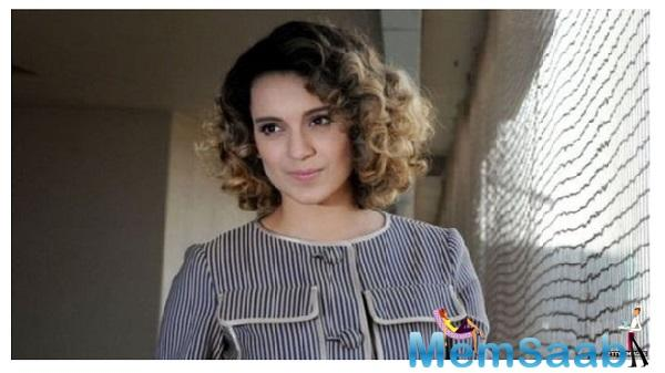 Not the one to mince her words, the firebrand actress, Kangana Ranaut, took a dig at her contemporaries, yet again.