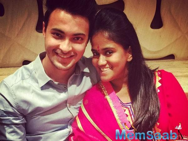 Eventually, Arpita Khan married Aayush Sharma in 2014, which was one of the grand events in Bollywood then.