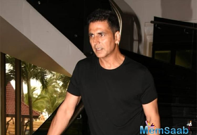 He may have done a spate of patriotic and issue-based films recently but don't slot Akshay Kumar into a category just yet. The 50-year-old actor says he is changing his gear by doing comedy and potboilers next.