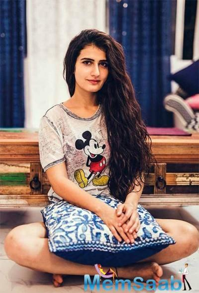 Fatima Sana Shaikh is currently busy with YRF's Thugs of Hindostan with Aamir Khan, Katrina Kaif and Amitabh Bachchan.