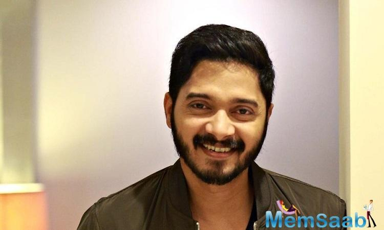 Shreyas Talpade will play a quirky Bengali writer in the forthcoming action comedy film titled Bhaiaji Superhit.