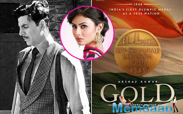 This Independence Day saw the release of Akshay Kumar's Gold. The actor said that he was happy to be doing films like Pad Man and Gold.