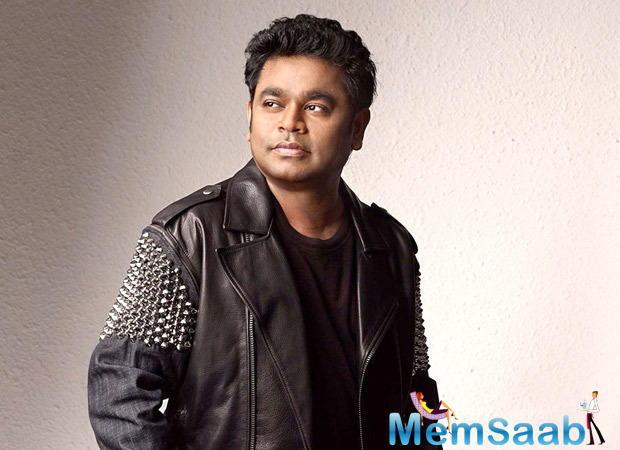 In the video, Rahman is seen interacting with musicians from different parts of India.