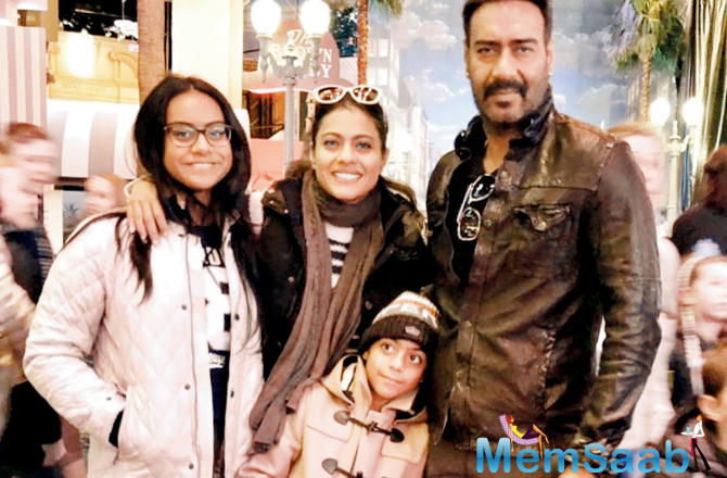 In an industry that's divided on its stance on the attention given by the paparazzi to star kids, Kajol bats for restoring