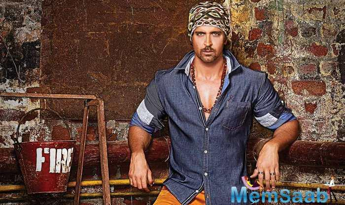 Hrithik Roshan couldn't stop blushing as he suddenly became the new 'self-help' icon for women.