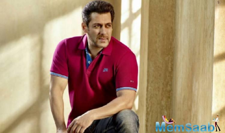 On the occasion of India's Independence Day, Salman Khan unveiled the teaser of his next film, Bharat.