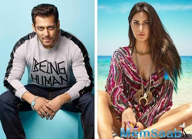 Salman will yet again treat the audience on the festive season of Eid next year with the release of Bharat.