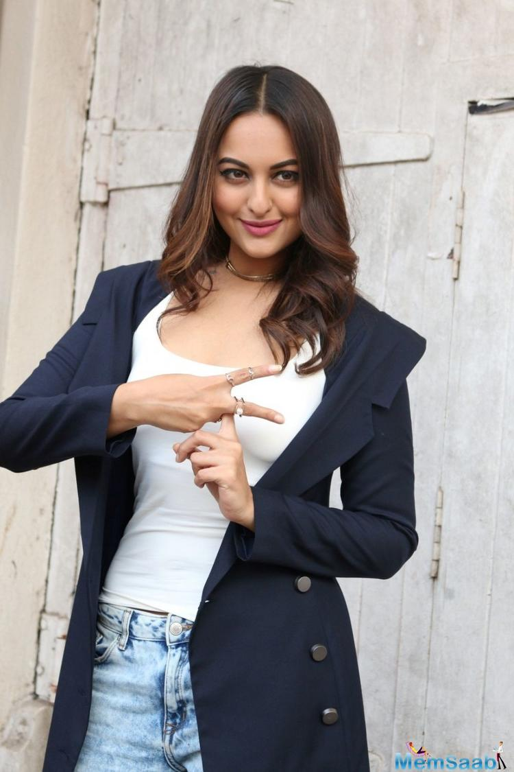 The 31-year-old actor began her career with commercial potboilers like Dabangg, Rowdy Rathore, R Rajkumar, Sonakshi gradually shifted to headlining films like Akira, Noor among others.