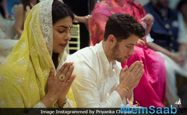 Now, that Priyanka and Nick have solemnized their relationship.
