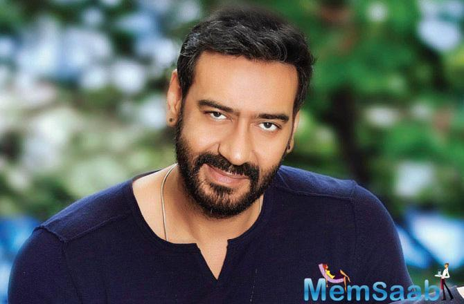 Ajay Devgn and Rakul Preet Singh are currently shooting for the film in Manali. An elaborate action scene is being shot for the film, which included a horseriding sequence.