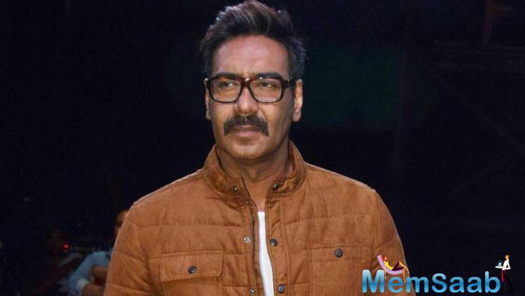 Ajay Devgn-fronted De De Pyaar De is all set to hit the screens on February 22, 2019.