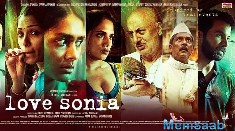 Actress Mrunal Thakur expresses,