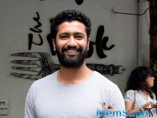 Vicky Kaushal says the narrative of