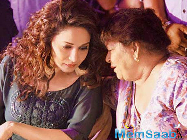 If Madhuri Dixit has agreed to dance to Saroj Khan's tunes after 18 years — their last collaboration was Sanjay Leela Bhansali's Devdas — it is only because of Karan Johar.