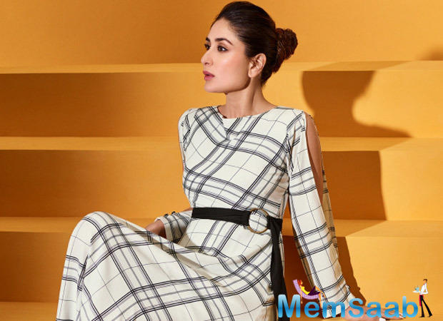 The magnificence with which she carries any creation she's slipped into makes Kareena Kapoor Khan the blue-eyed girl of the industry's most coveted designers.
