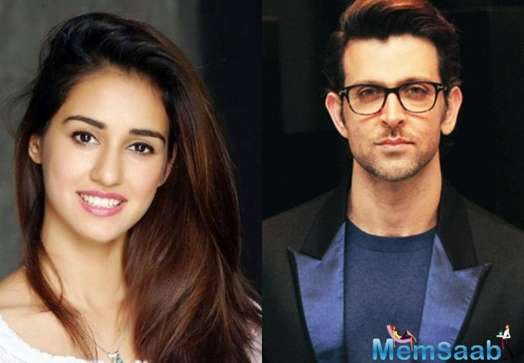 The 25-year-old actor said she has high regard for Hrithik and he features amongst the top names on her wish list to work with.