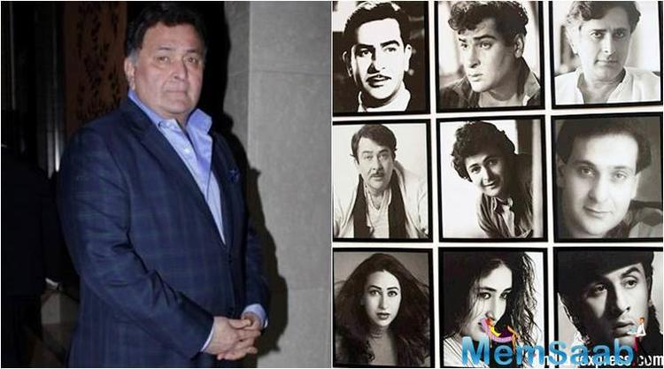Talking about the Studios's sale, Rishi Kapoor spoke to Mumbai Mirror about the strength they had to gather before taking this descision of letting go of their memories.