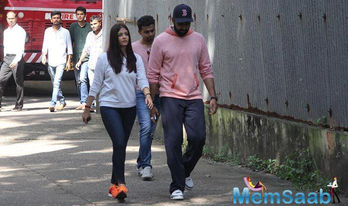Abhishek Bachchan will soon be seen in Anurag Kashyap's 'Manmarziyaan' with Vicky Kaushal and Taapsee Pannu.